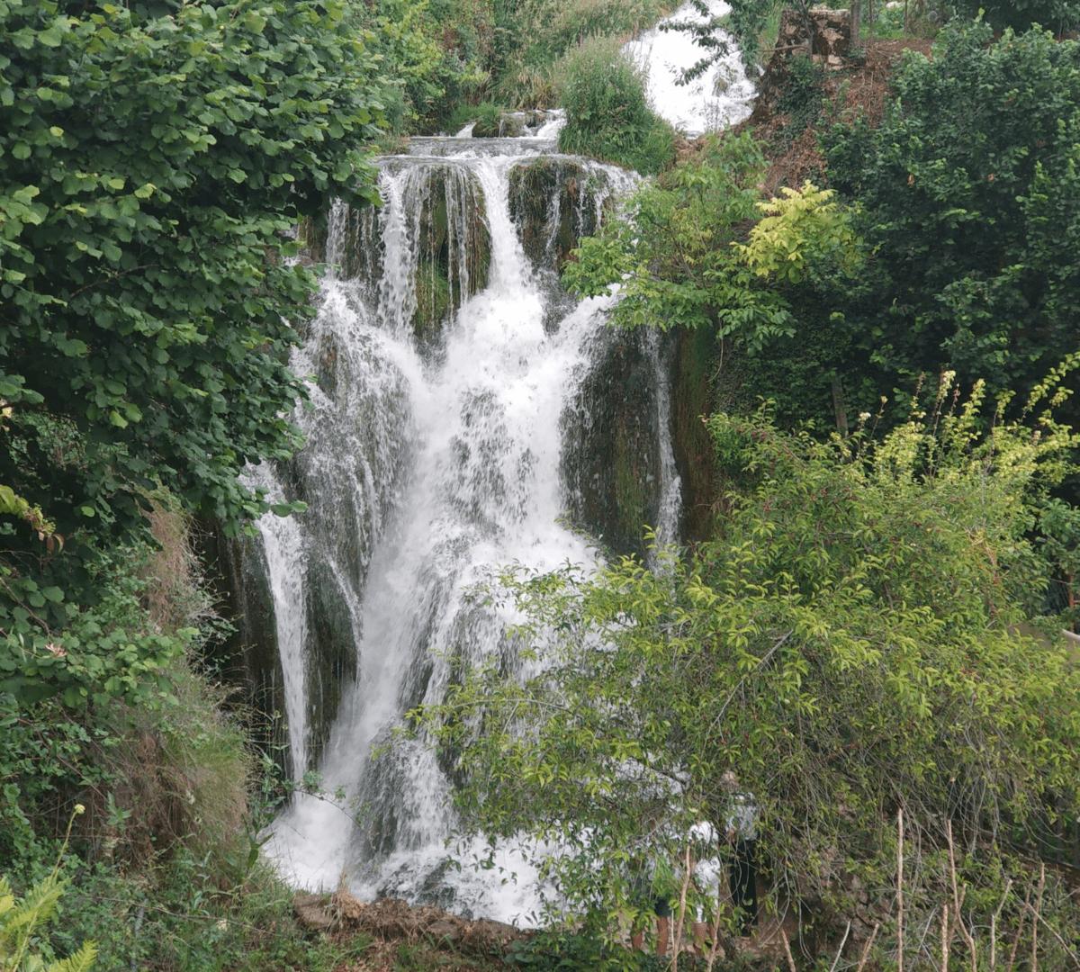 Cascadas en Las Merindades